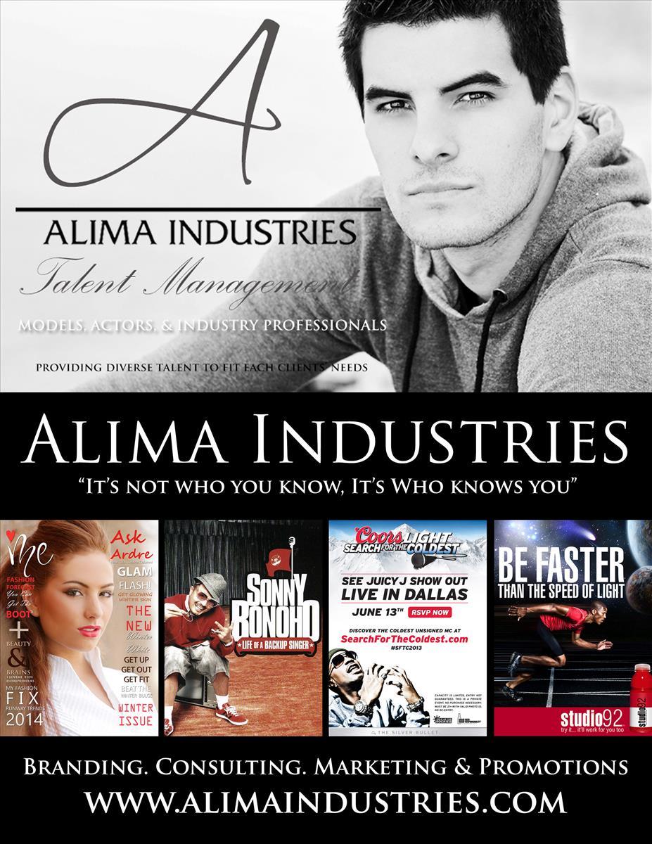 ALIMA COVER